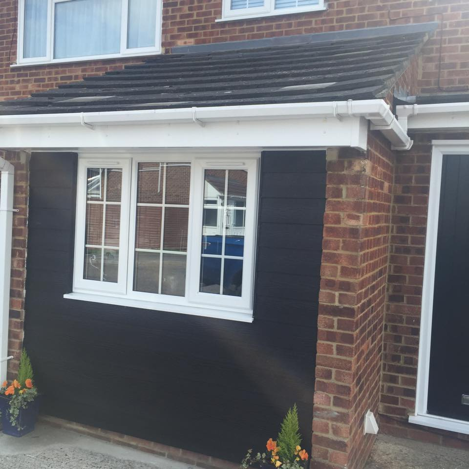 Throughout 2015 and 2016, we have completed several successful garage  conversions. This one includes creating a study and downstairs toilet for  Brett, ...