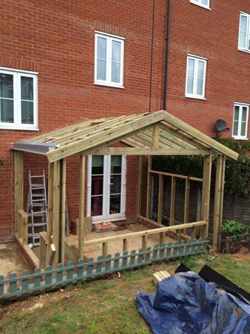 Colchester Timber Framed Extensions 2 | grantbuilders.co.uk