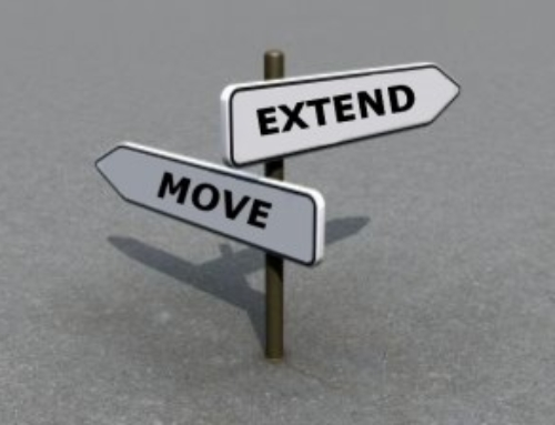 To Move Or To Extend? That is the question.