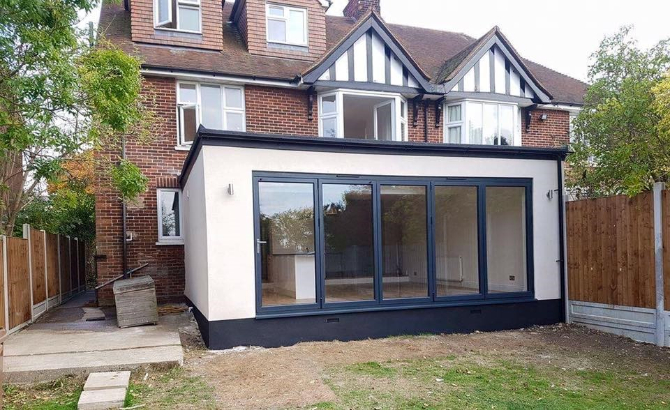 Chelmsford House Extension