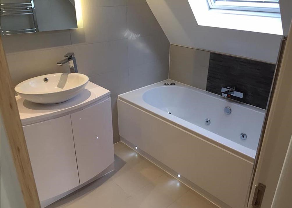 planning en suite bathroom